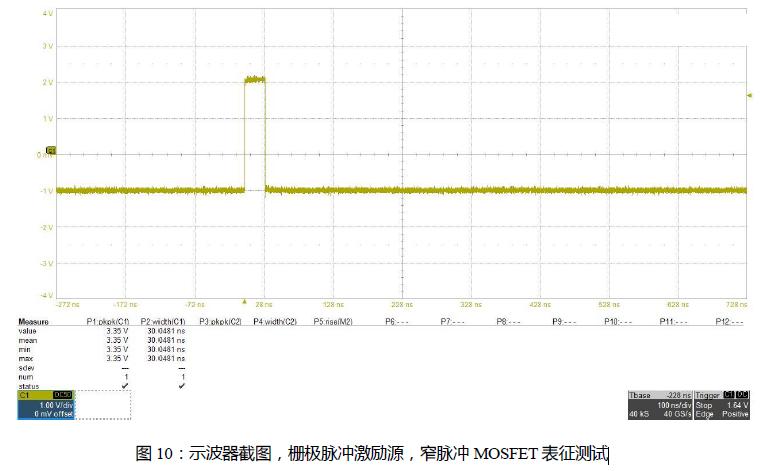 脉冲发生器在半导体测试中的应用插图12
