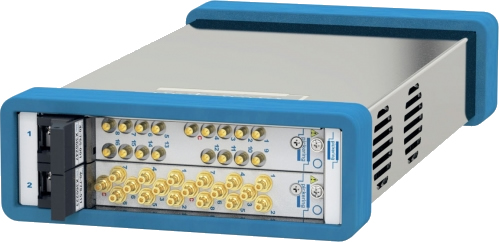 2槽 USB/LXI接口 模块化机箱插图1