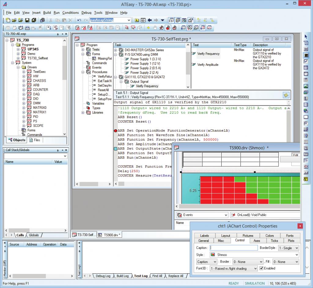 ATEasy 软件概述插图2