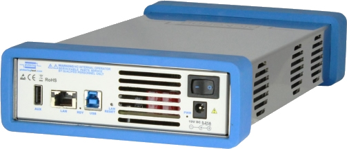 2槽 USB/LXI接口 模块化机箱插图2