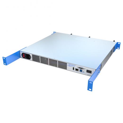 6槽 USB/LXI 模块化机箱插图(1)