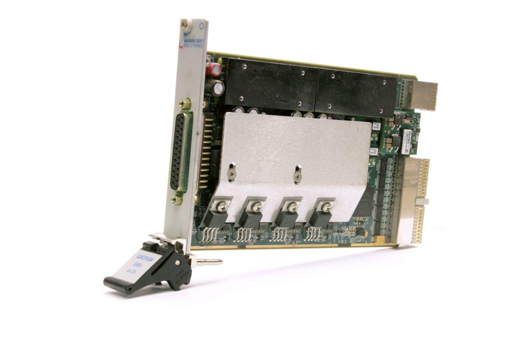 GX3104:4通道PXI源测量单元(SMU), ±20V, 250mA每通道插图