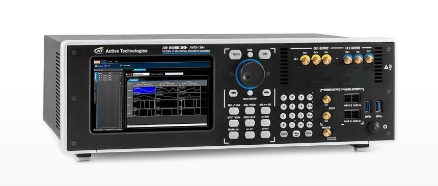 ArbRider-AWG4000 任意波形发生器插图
