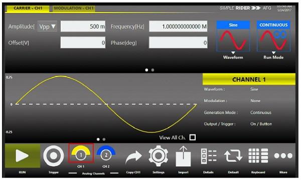 ArbRider-AWG4022插图