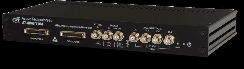AWG1102/1104任意波形发生器插图