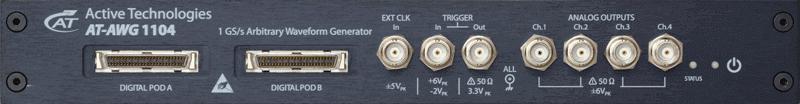 AWG1102/1104任意波形发生器插图1