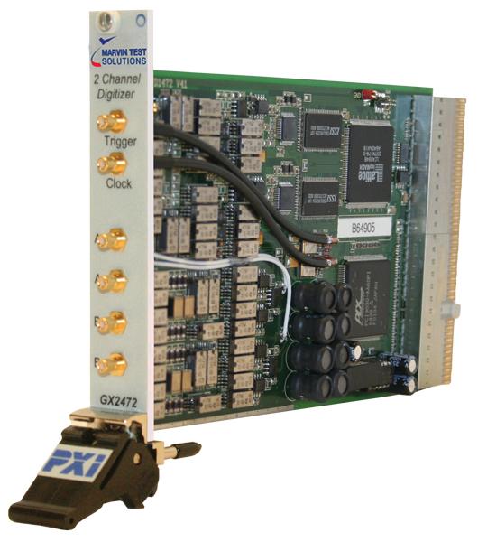 GX2475:高电压双通道PXI数字化仪板卡插图