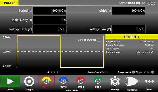 虹科PG1072/PG1074 脉冲发生器插图2