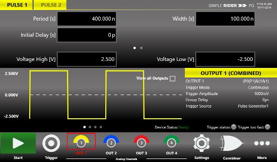 虹科PG1072/PG1074 脉冲发生器插图1