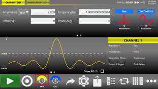 Arb Rider AWG-2000 任意波形发生器插图