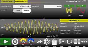 Arb Rider AWG-2000 任意波形发生器插图(2)