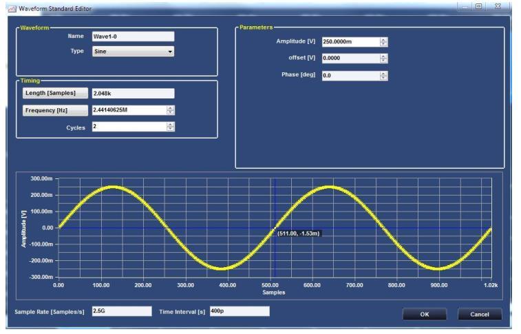 AWG-GS2500任意波形发生器插图1