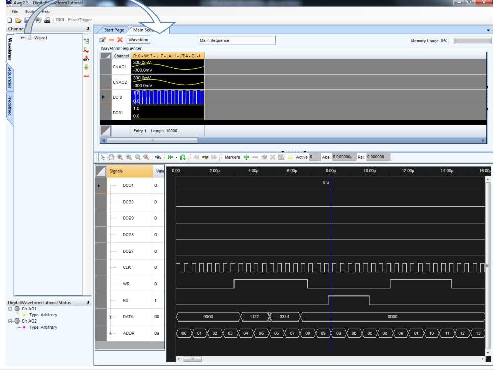 AWG-GS2500任意波形发生器插图2