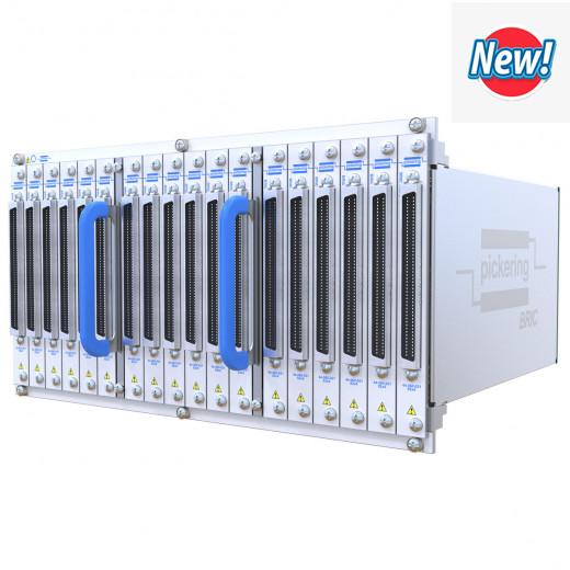 PXI超高密度12 槽BRIC矩阵,792×4 单刀(18个子卡)插图