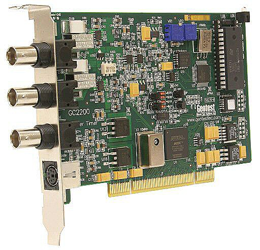 GC2200系列:时间间隔计时器板卡插图