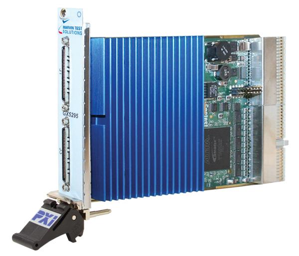 GX5295:动态数字 I/O 含 每 通道 可编程逻辑电平和 PMU的PXI 板卡插图