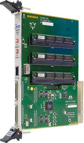 GX5050:动态控制高速数字I/O PXI板卡插图