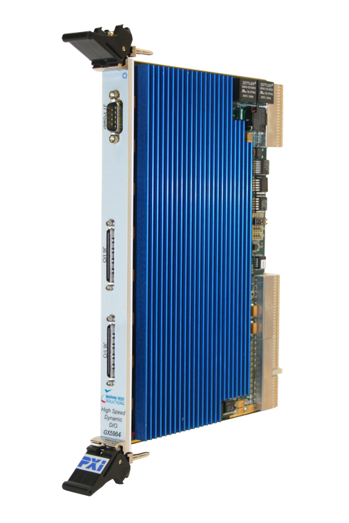 GX5960系列:高性能50 MHz动态数字I/O PXI 子系统插图