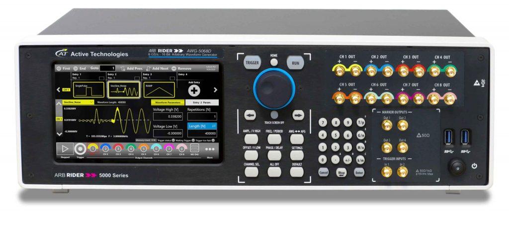 ArbRider AWG5000 任意波形发生器插图