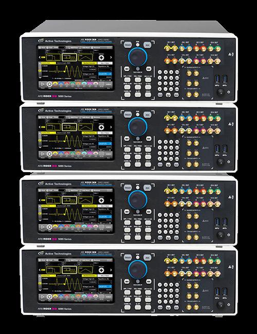 Arb Rider AWG-5000 任意波形发生器插图(8)