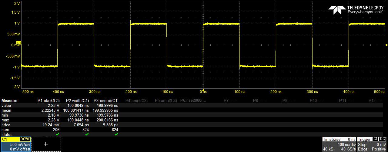 虹科PG1072/PG1074 脉冲发生器插图9