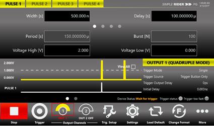 虹科PG1072/PG1074 脉冲发生器插图10