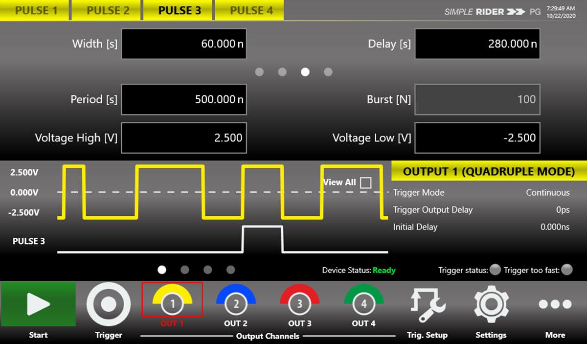 虹科PG1072/PG1074 脉冲发生器插图7