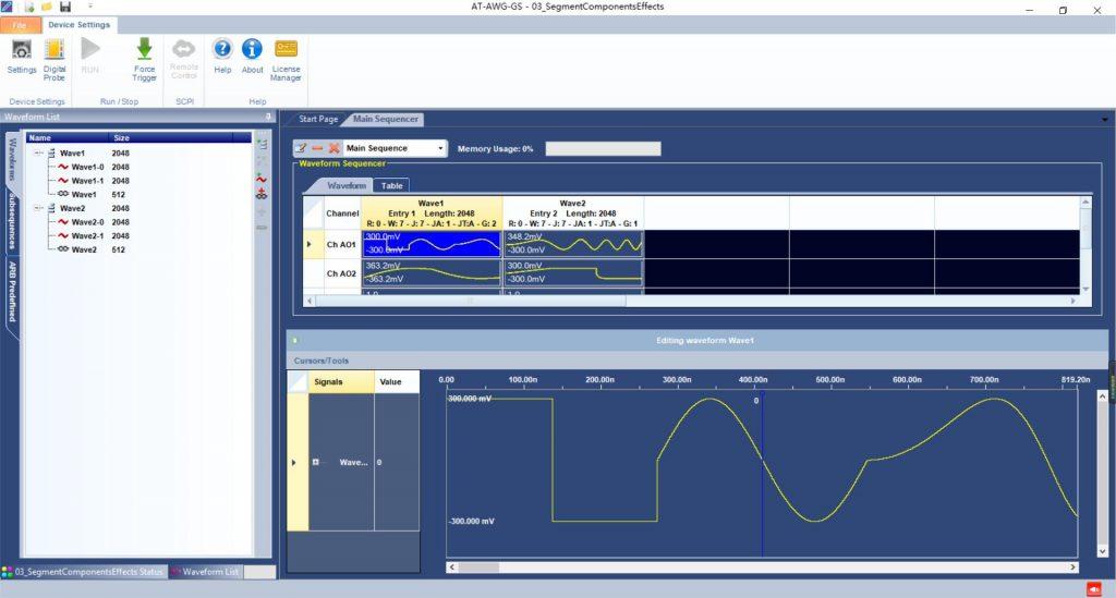 AWG-GS2500任意波形发生器插图3