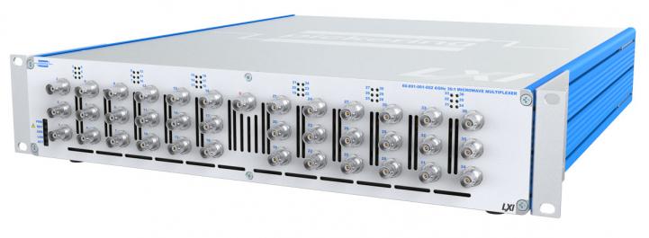 成套LXI微波开关和信号路由子系统插图