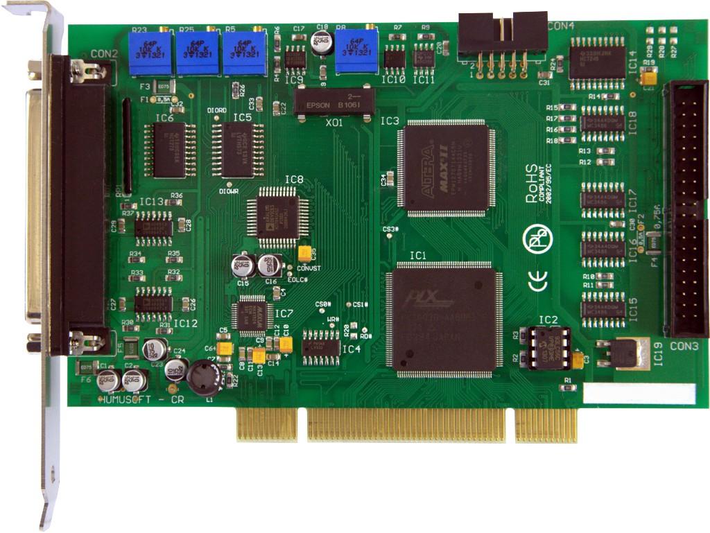 MF624 数据采集卡 多功能IO卡