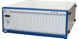 18槽 LXI 模块化机箱