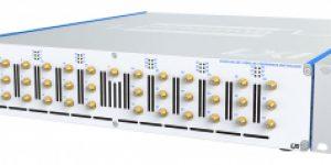 LXI 36通道微波多路复用器 18GHz SMA